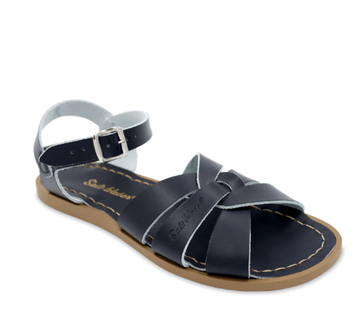 ORIGINAL BLACK KID11-WOMEN10 SALT WATER SANDAL