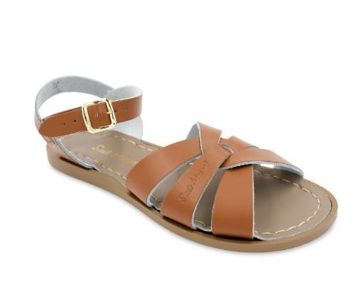 ORIGINAL TAN KID11-WOMEN10 SALT WATER SANDAL